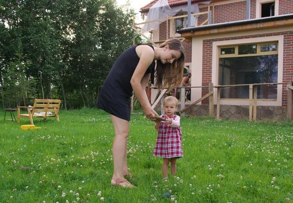 Настя и Кристина