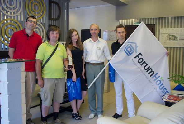ForumHouse в гостях у ГудВуд в Нижнем Новгороде