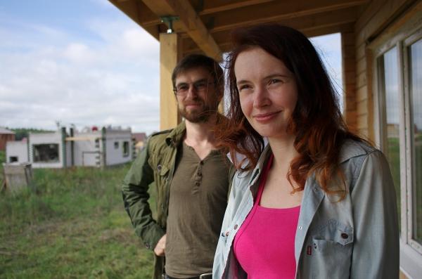 Елена Kottme и Александр
